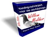 Ontdek ook hoe u uw kennis over voeding en training van postduiven kunt verbeteren. De adviezen van Willem Mulder zullen u een andere kijk geven op de verzorging, zodat u ook beter kunt presteren.